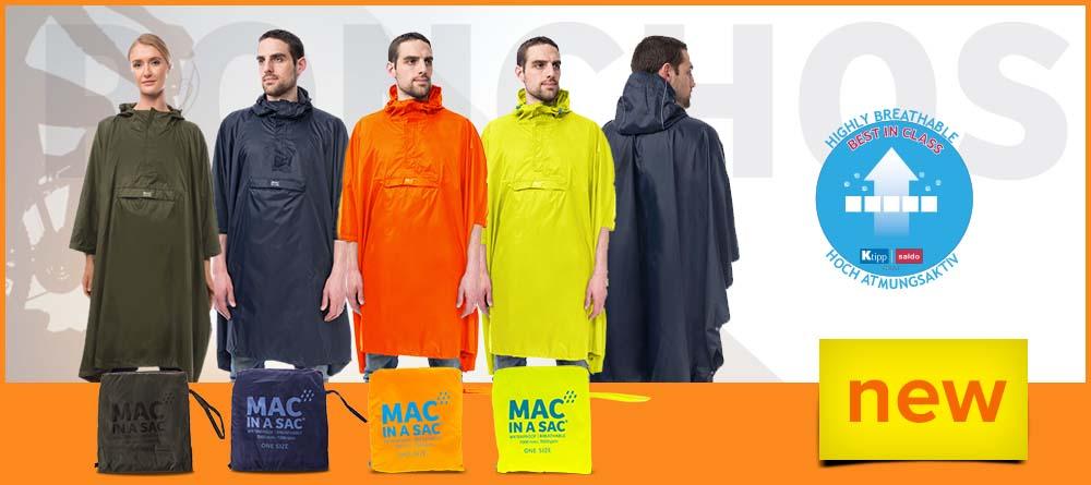 L Mac in a Sac Mini Origin-Regenhose Dunkelblau